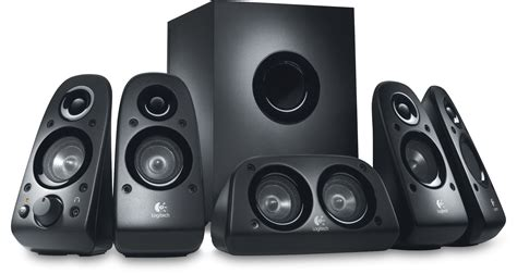 Logitech Z506 5 1 Speaker z506 5 1 surround sound speakers