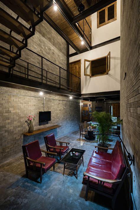 zen houses h a gives vietnamese zen house an air of monastery