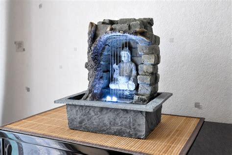 fontaine bouddha une utilis 233 e dans le feng shui