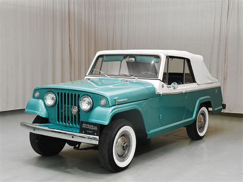 convertible jeep truck 1969 jeepster convertible jeepster commando pinterest