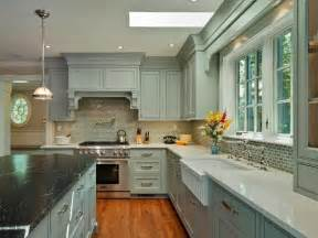 Sustainable Kitchen Cabinets Light Green Kitchen Cabinets Www Galleryhip Com The