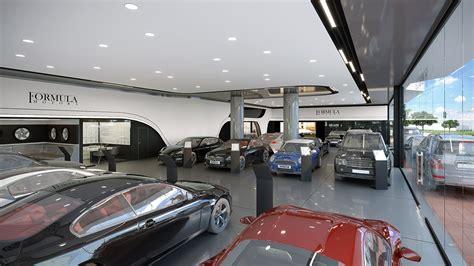 Interior Design Auto by Retail Interior Design Company In Dubai Spazio