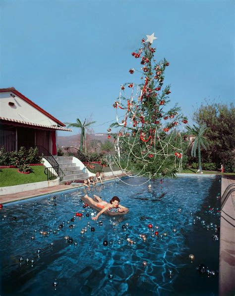 happy holidays from yellowtrace slim aarons