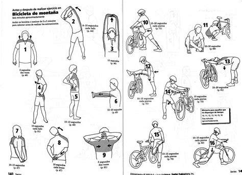 estiramientos de cadenas musculares gomariz pdf si no quieres lesionarte haz 6 de estiramientos antes de