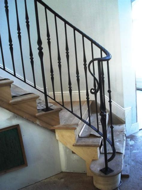 decorative banisters decorative interior wrought iron railing wrought iron