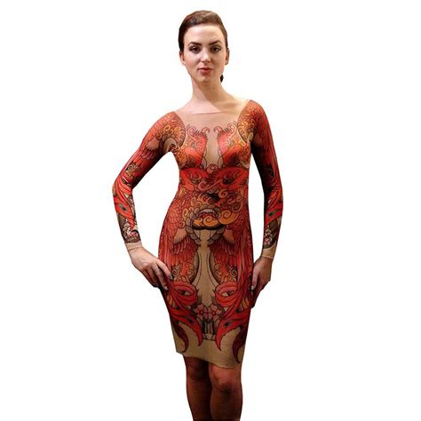 fashion tattoo couture by clothing canada