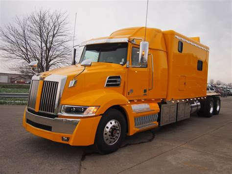 2017 western 5700xe conventional trucks for sale 42
