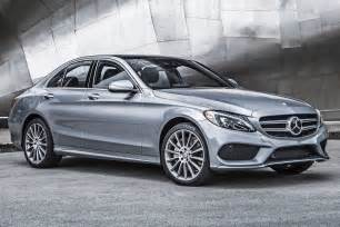 Mercedes Class Sedan Used 2015 Mercedes C Class Sedan Pricing For Sale