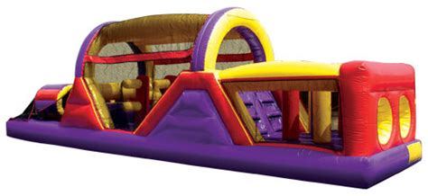 obstacle challenge combos premier inflatables