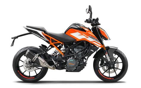 125 Ccm Motorrad Mit Abs by Neumotorrad Ktm 125 Duke Abs Modell 2018 Inkl