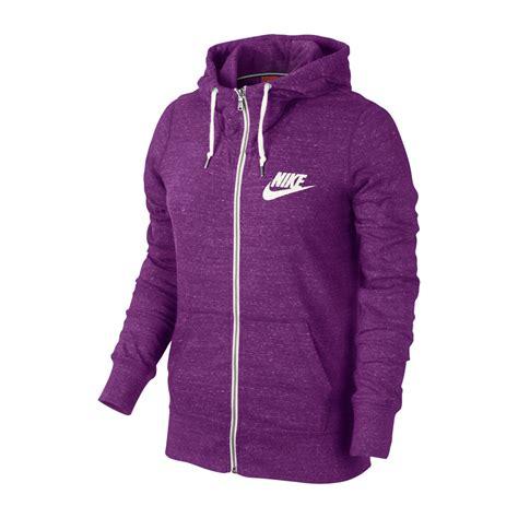 Hoodie Nike Jaket Nike vintage s hooded sweat jacket