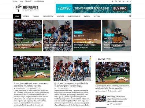 theme newspaper demo best new wordpress themes prelovac com
