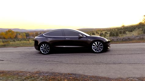 tesla model tesla model 3 wallpapers galore