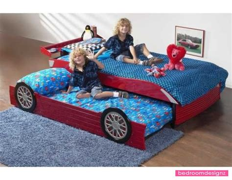 Race Car Bunk Bed Modern Day Types Of Race Car Bunk Beds That Seems So And Designs Http Www