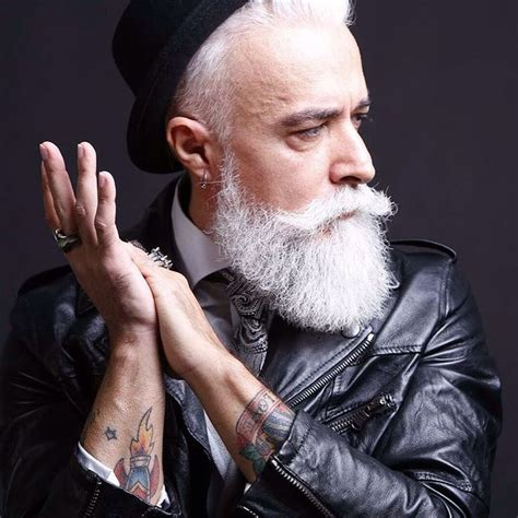 white beard styles for older men popular beard styles 10 best images about alessandro manfredini on pinterest