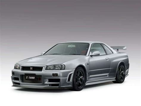 skyline nissan r34 world of small car dunia kereta kecil nissan skyline
