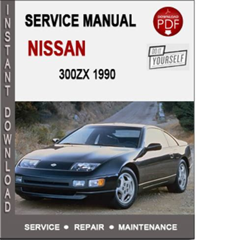 how to download repair manuals 1990 nissan datsun nissan z car electronic valve timing nissan 300zx 1990 service repair manual download