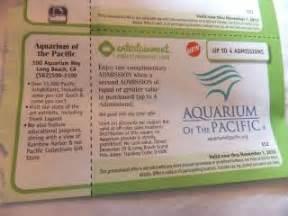 Aquarium Coupon Coupon For National Aquarium On Popscreen