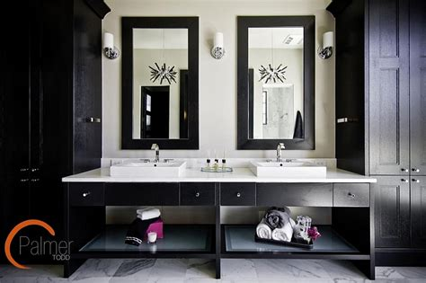 black painted bathroom black and white bathrooms design ideas decor and accessories