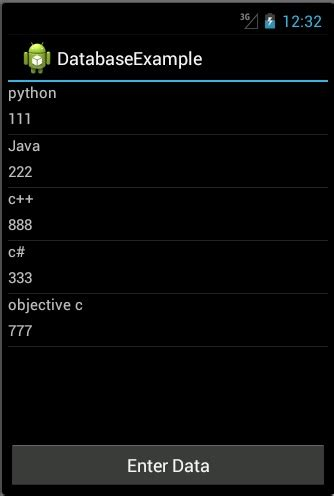 android cursor android list view from database with cursor adapter solved programming problems