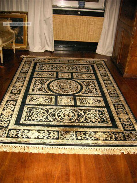 teppich 2 30 x 1 60 orientteppich beluchi schwarz 1 60 x 2 30 100 viskose