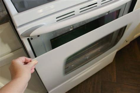 How To Clean Glass Oven Doors How To Clean Between The Glass Door On A Maytag Oven Hometalk
