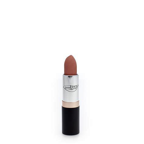 Lipstik N lipstick n 01 pesca chiaro purobio cosmetics