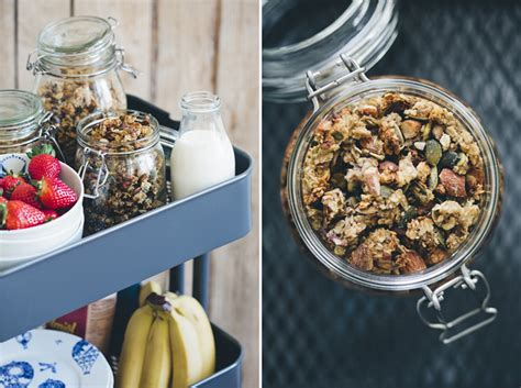 green kitchen stories 187 banana granola 2 - Green Kitchen Stories Banana Granola