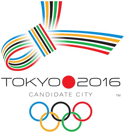 japan bid file tokyo 2016 olympic bid logo svg
