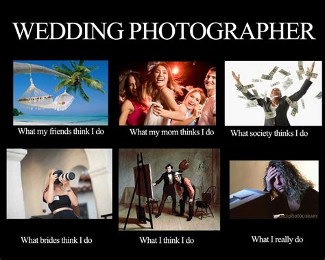 What My Friends Think I Do Meme - funny photographer meme what people really think i do