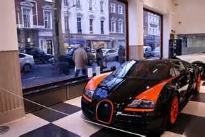 Bugatti Dealership Uk Ultra Used Bugatti Veyron On Sale For A Mighty 163 1 8m