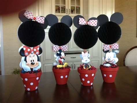 disney themed decorations centerpieces for disney themed birthday
