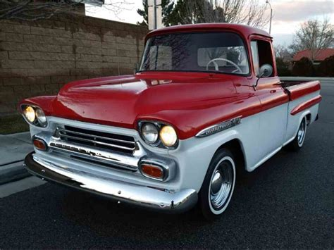 1959 Chevrolet Apache wallpapers, Vehicles, HQ 1959 ... U 2 1959