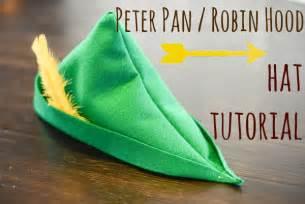 how to make a peter pan or robin hood hat tikkido com