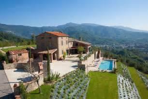 tuscan villa house plans