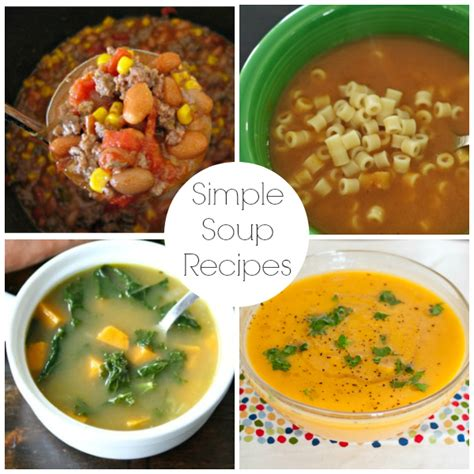 simple quot all in one quot italian soup make and takes