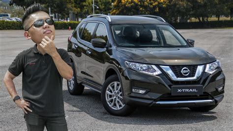 Nissan X Trail 2019 Review by Drive 2019 Nissan X Trail Facelift Fr Rm134k