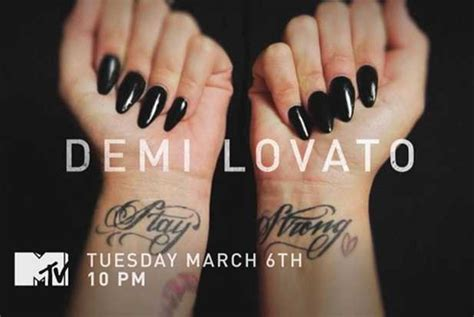 demi lovato stay strong tattoo demi lovato stay strong www imgkid the