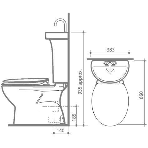 In Plumbing Measurements by All In One Toilet Basin Sink Top 10 Answers Given
