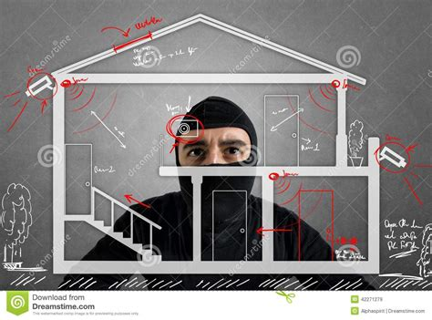 Apartment Security System Nyc Thief Apartment Stock Image Image Of Bank Housebreaker