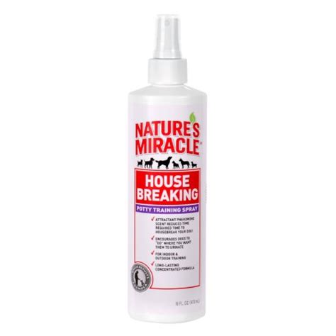 natures miracle housebreaking spray  ounce p