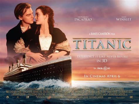 film titanic gratuit fond d 233 cran titanic 3d