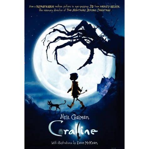 neil gaiman coraline reviews compare best horror books a book a week coraline by neil gaiman
