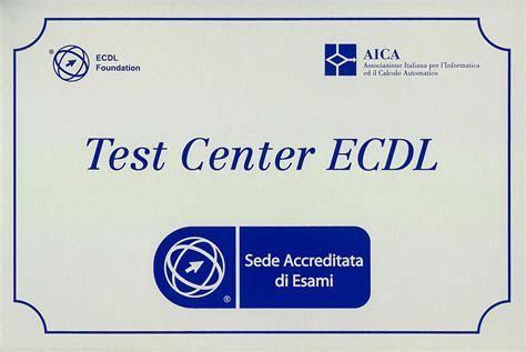 test ecdl test center ecdl i i s quot g curcio quot