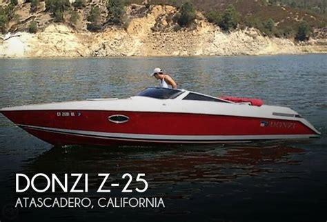 donzi boats for sale california high performance boats for sale in california high