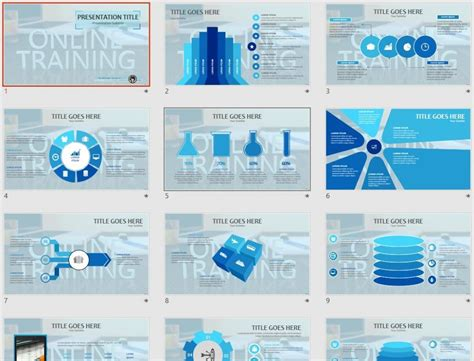 powerpoint templates for training presentation free online training ppt 65081 sagefox powerpoint