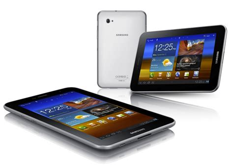 Samsung Tab 7 Plus samsung galaxy tab 7 0 plus official with hspa slashgear