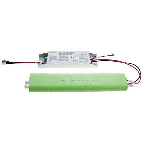 lada di emergenza da incasso kit di conversione batteria di emergenza per faretto