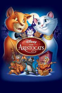 aristocats disney movies