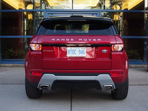 2014 Range Rover Evoque 5 Door Review Cars Photos Test